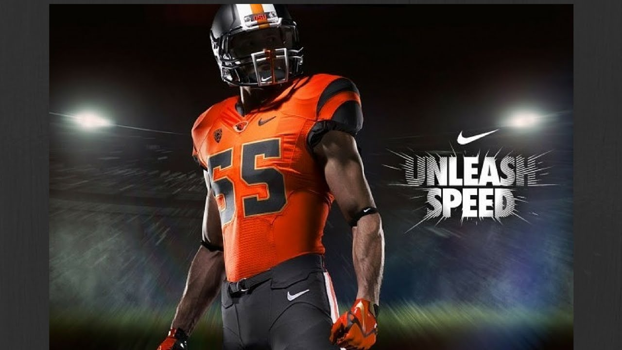 Nike Football Model
