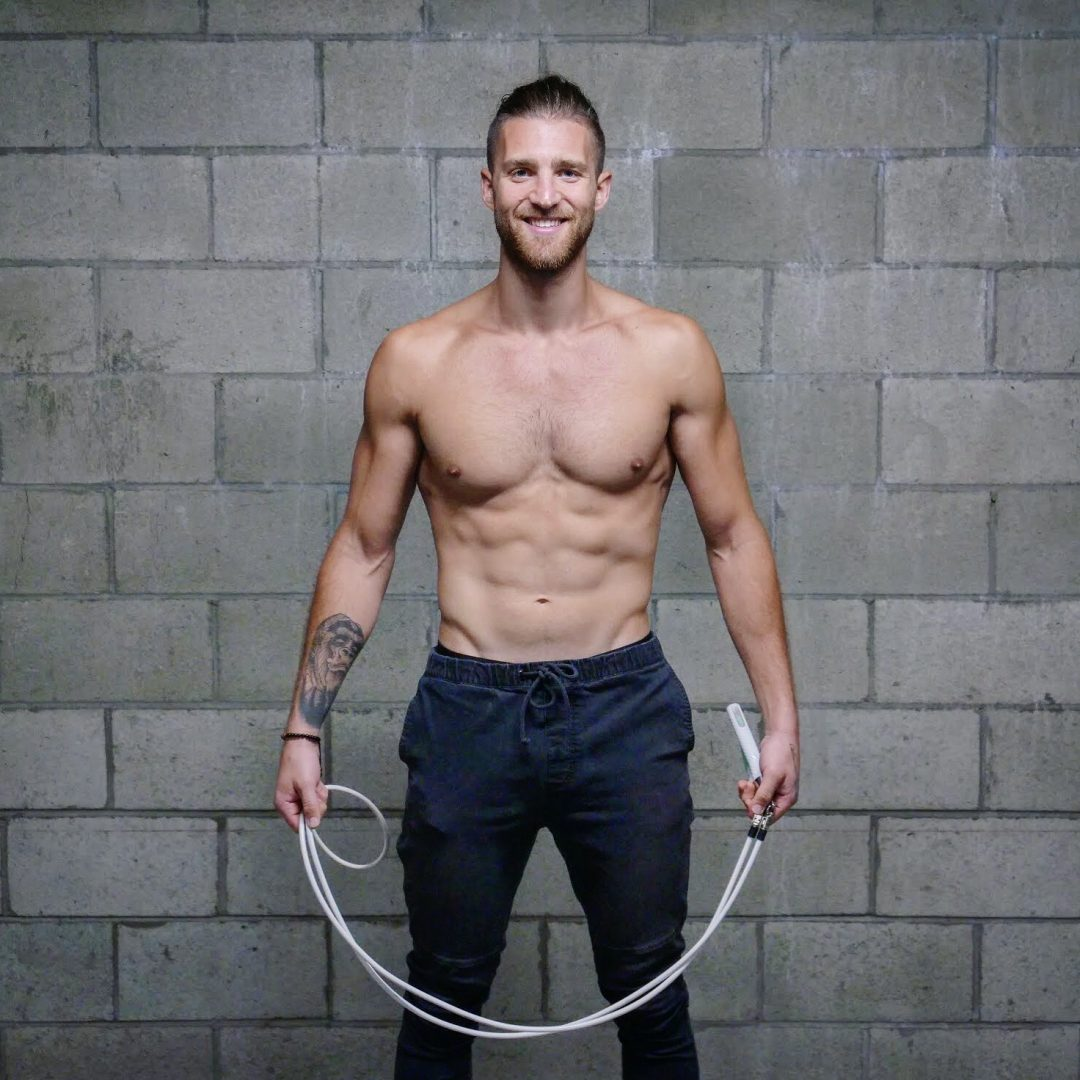 How To Get A Body Like A Male Fitness Model Jump Rope Dudes