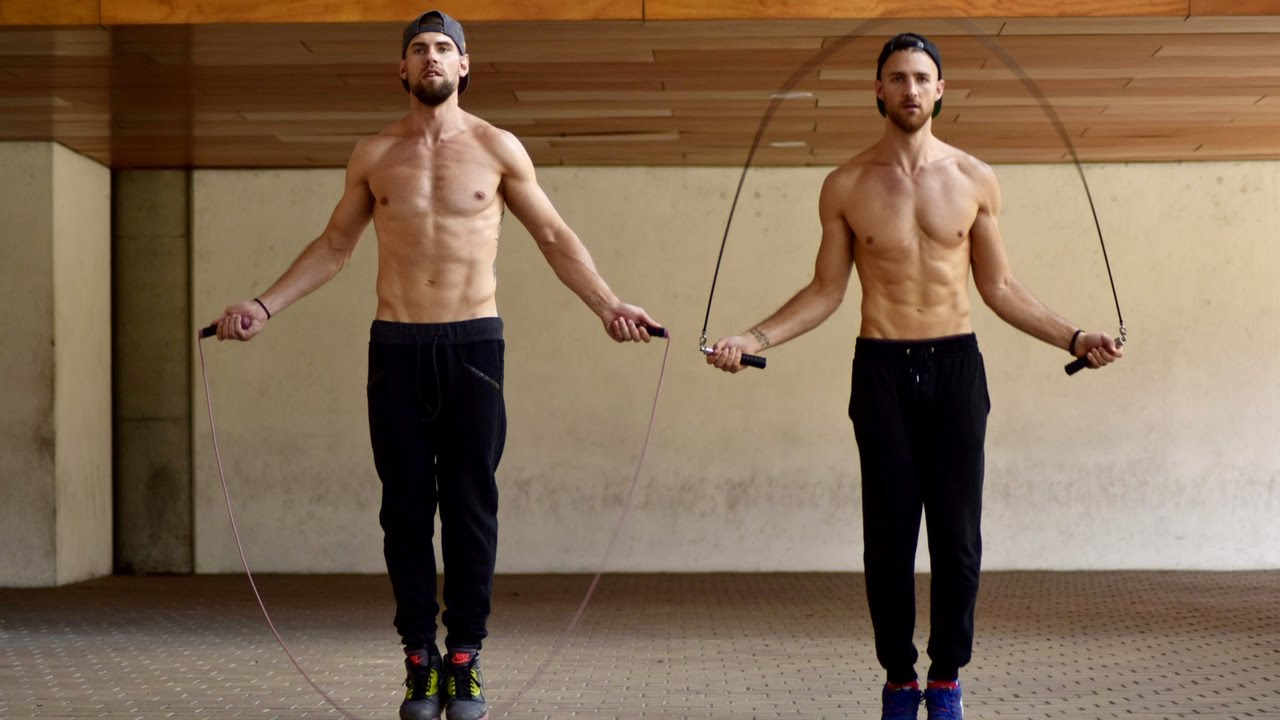 How To Lose Weight With Jump Rope Jump Rope Dudes